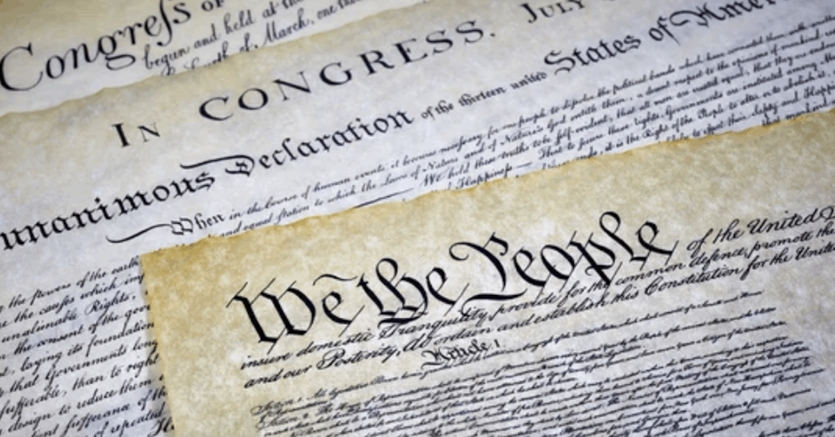 Celebrating America's Dying and Forgotten Founding Documents
