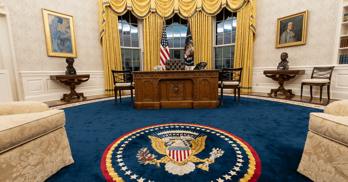 Who Is Really At the Helm in the White House?