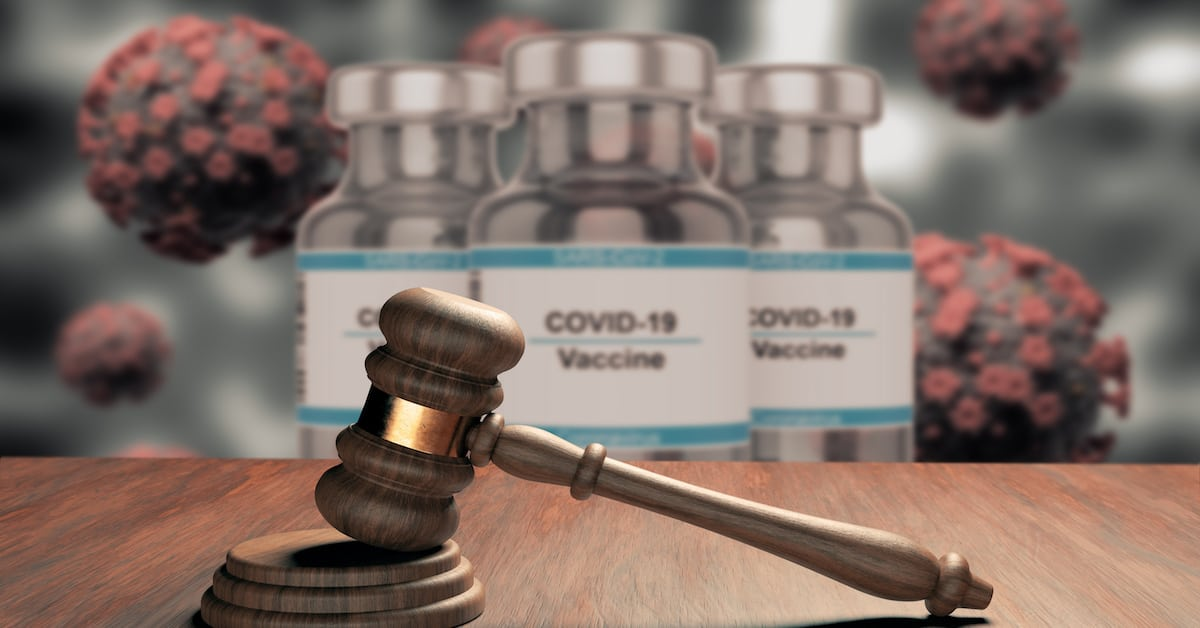 Mask and Vaccine Mandates to Eviction Moratoria: A Right to Due Process