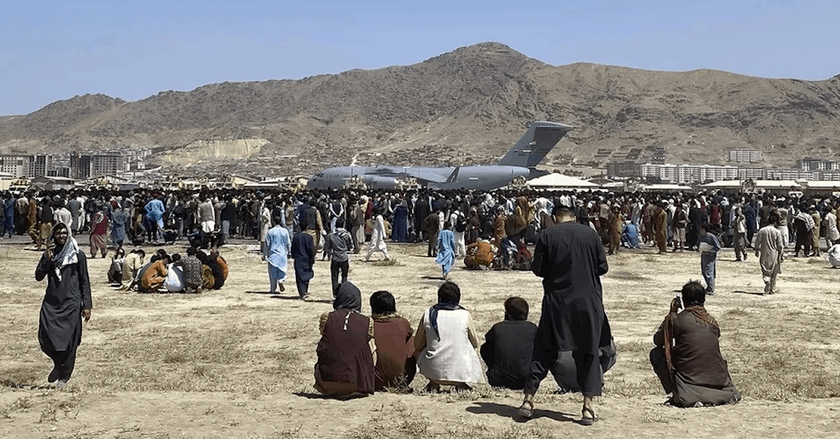 Working to Gain the Freedom of Americans Stranded in Afghanistan