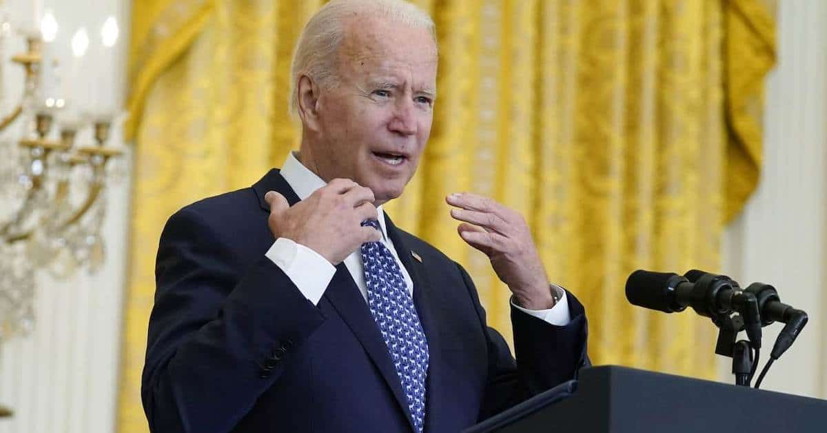 Biden's Power Grab and The Elephant In the Room