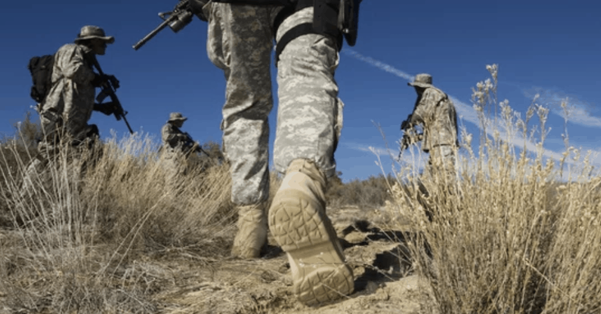 More Boots on the Ground Means More Cash for the Military-Industrial Complex
