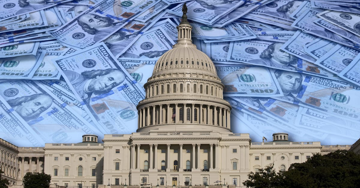 Trillions of Reasons for Congress not to Enslave Americans