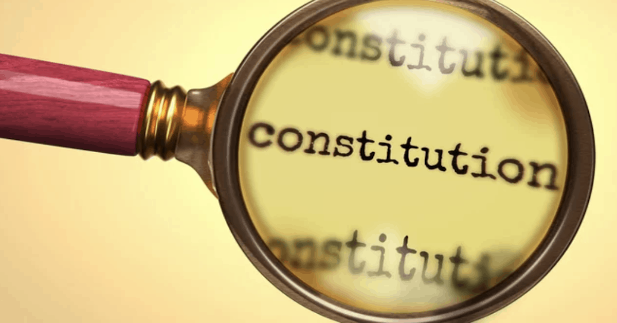 Time to Bone Up on the US Constitution