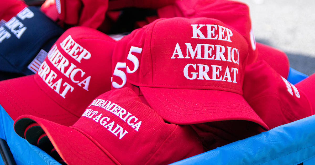 First, They Came for the Trump Supporters, and I Did Not Speak Out…