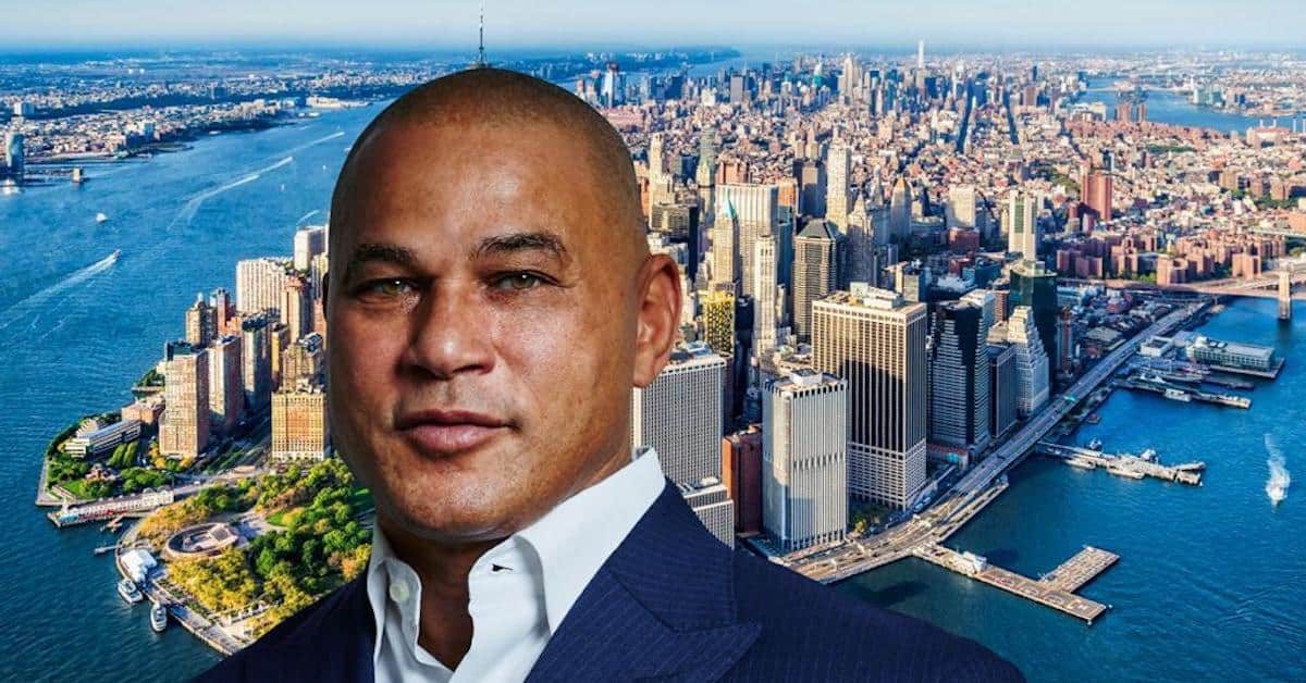 The Man Who Would be Mayor of The Big Apple