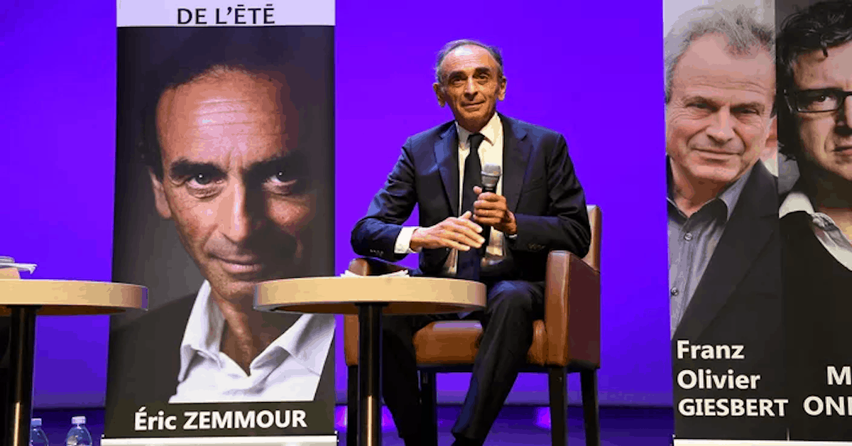 Will a Jewish Man Save the French Republic?