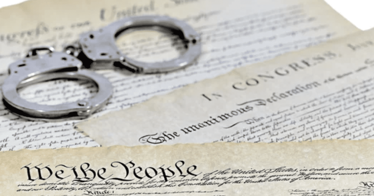 Acts in Violation of the Constitution, Are Not Representation